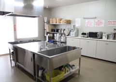 調理実習室(16畳)