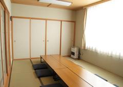 研修室1・研修室2(各和室12畳)