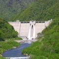 とかちリュウタン湖(札内川ダム湖)