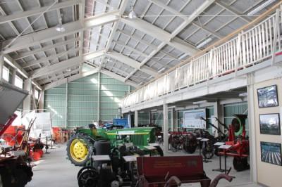 とかち農機具歴史館