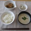 『豆料理を作ろう♪』を行いました!